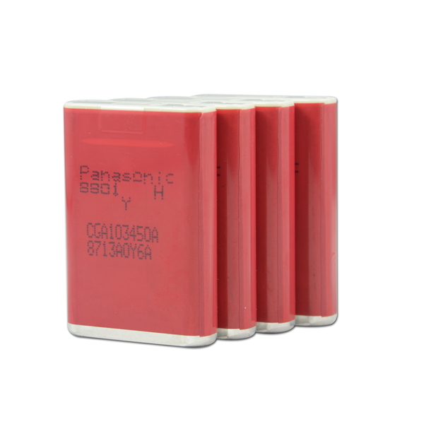 103450 Panasonic Cga103450a Prismatic Li Ion Battery 1950mah
